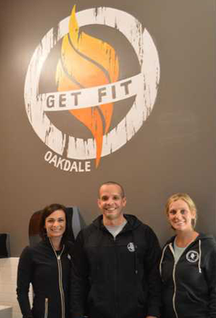 Get Fit settles in to new home in Oakdale