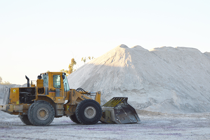 High-quality gypsum assists Central Valley's crop vitality