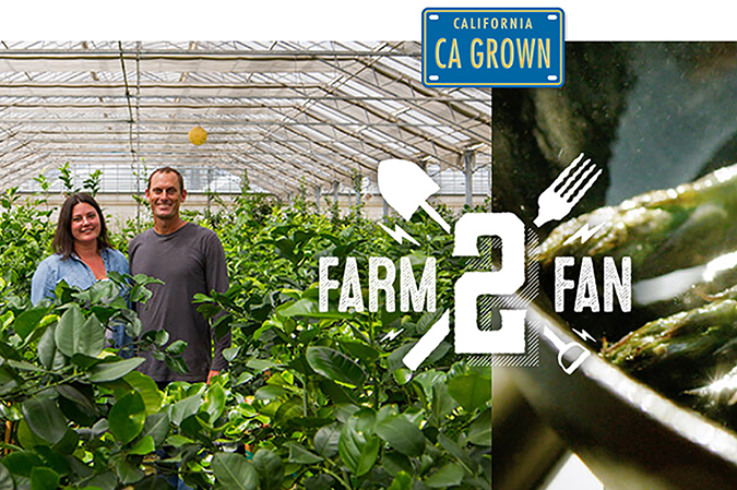 California agriculture leads nation in specialty crop funding