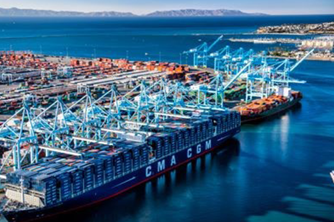 Merced County, Port of  Los Angeles strike a deal