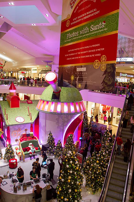 Festivities abound at Vintage Faire Mall