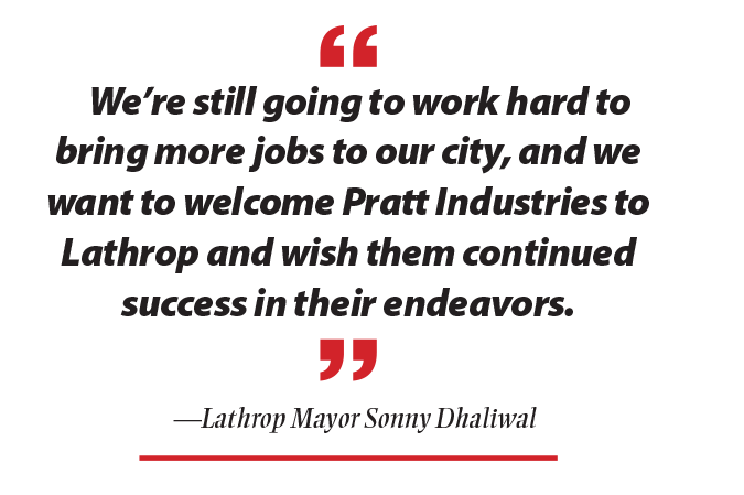 Lathrop lands 140 more jobs