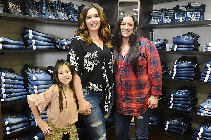 Envy Fine Clothing finds a niche in Riverbank