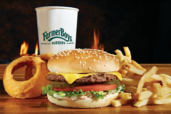 Modesto welcomes first Farmer Boys