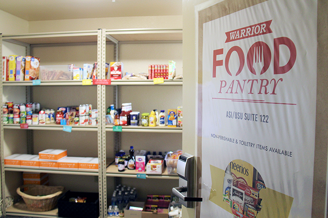 Stan State receives funding to help hungry students