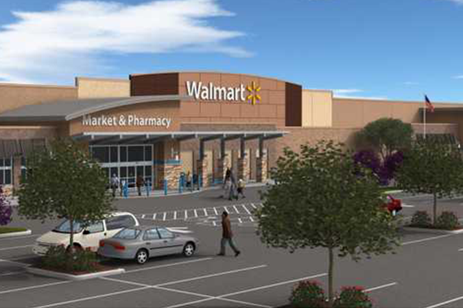 11 years later, Supercenter building plans submitted