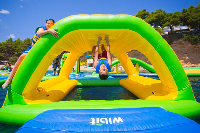 Aqua park brings new fun to the 209