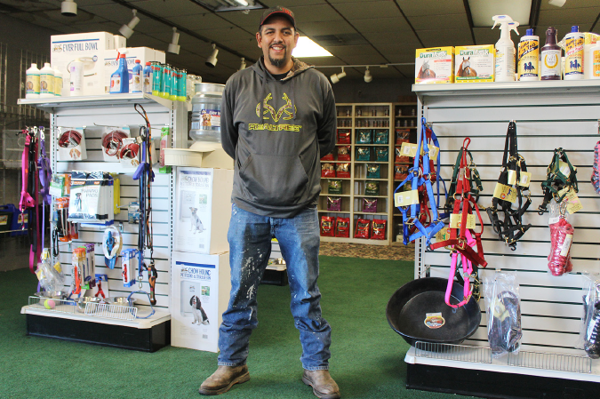 New farm supply shop offers 'elite' service