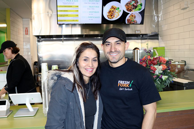 Fresh Fork offers healthy alternative to eating out