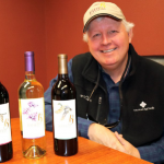Former state Assemblyman prefers being on a tractor, making wine