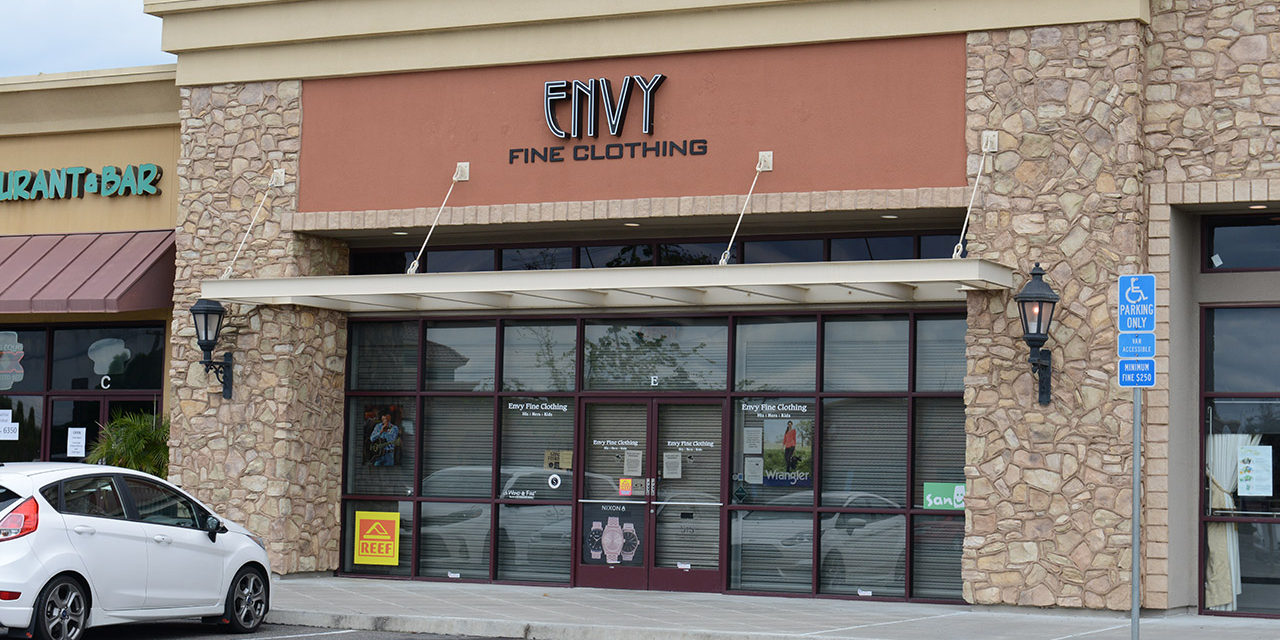 Envy looks forward to reopening stores