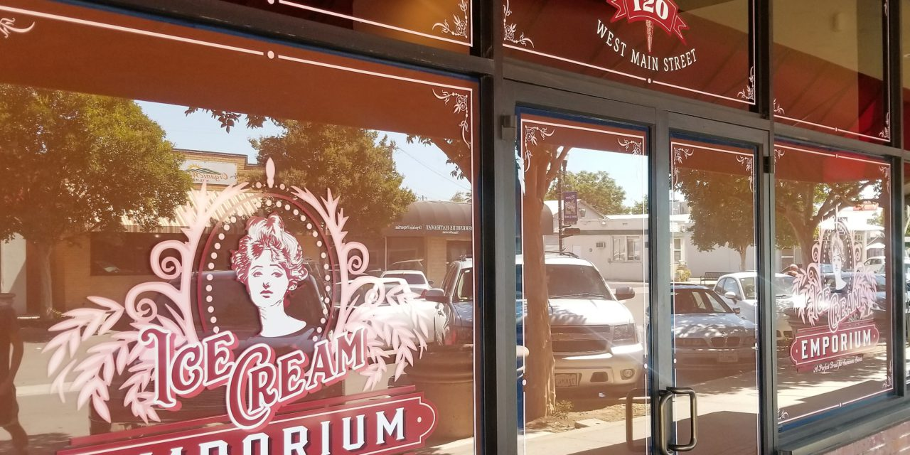 Victorian era ice cream parlor coming to downtown Ripon