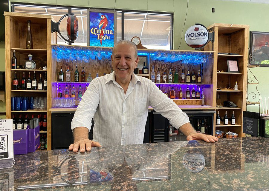 Restauranteur finds new beginning with Italian-American eatery