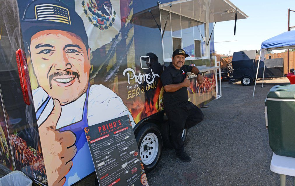 Traveling tacos, barbecue for all with Primo's