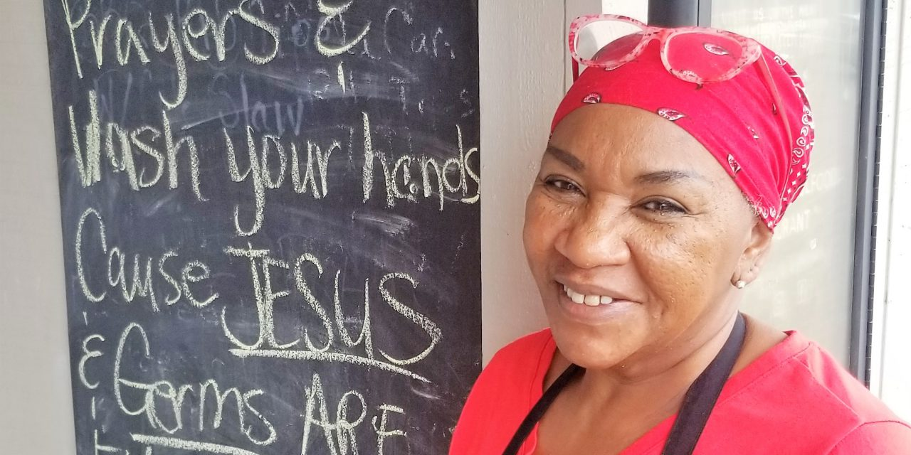 Mama Weber's adjusts to new normal