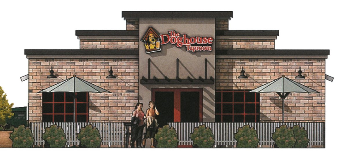 The Doghouse Tap Room approved for Ceres