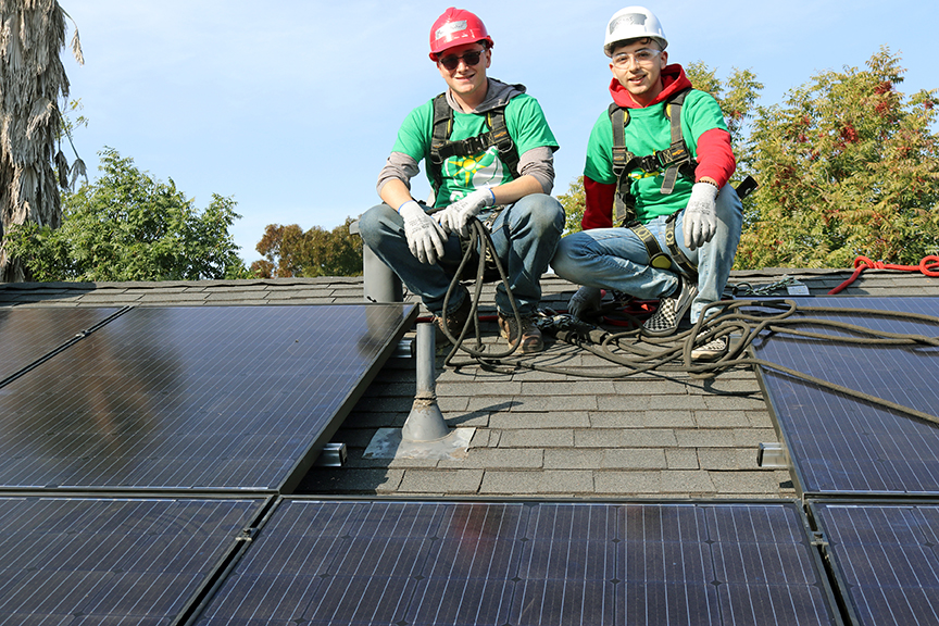 New homes in 2020 must have solar, mandate says