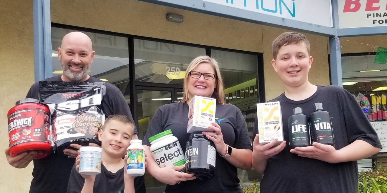 Central Valley Nutrition sets up shop in Manteca