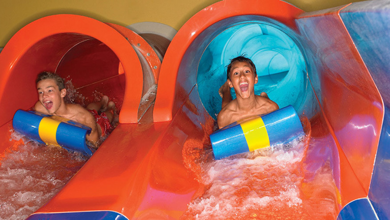 Manteca's Water Park:<br> <span style='font-weight:200; color:#a1a1a1; font-size:80%;'>Great Wolf sets Aug. 1 opening </span>