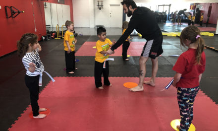 Martial arts school finds new home