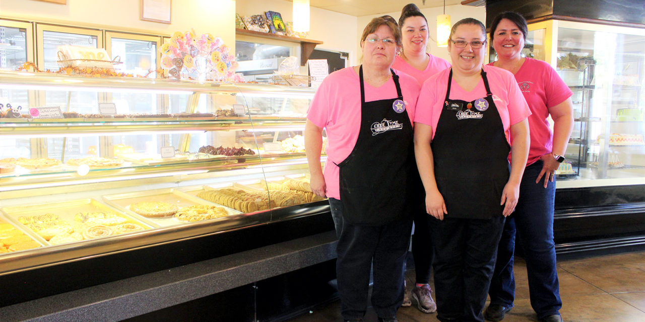 Olde Tyme Pastries named best bakery in state
