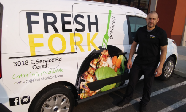 Ceres business offers healthy alternative for eating out