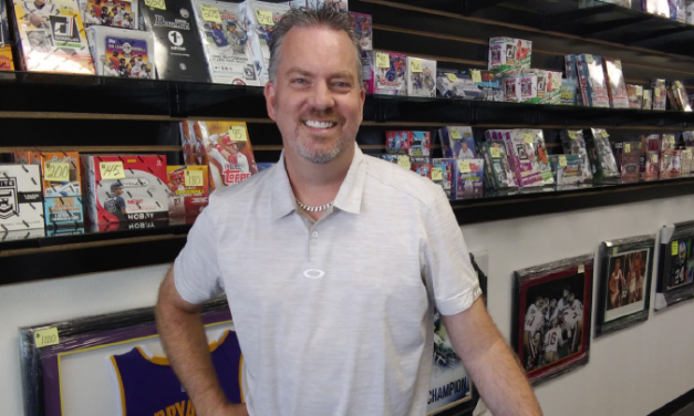 Team cards and collectibles business is booming