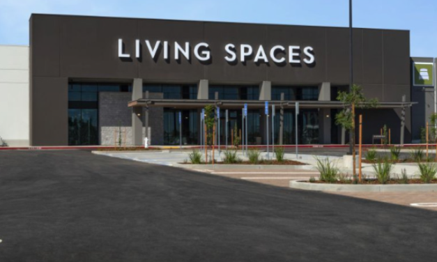 Living Spaces nears ground breaking