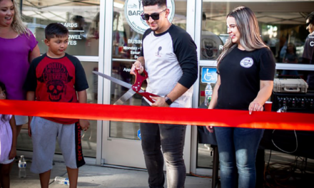 From hobby to career:<br> <span style='font-weight:200; color:#a1a1a1; font-size:80%;'>Former Stanislaus State men's soccer player owns Headquarters Barbershop in Turlock</span>
