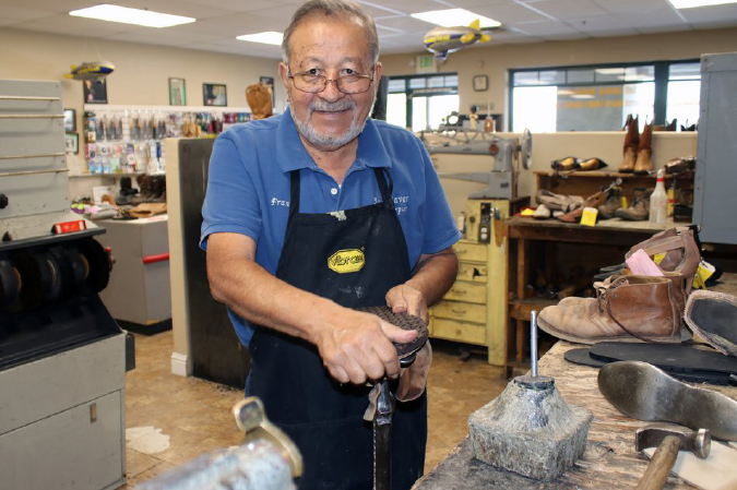 Sole Saver Shoe & Boot Repair <br>going strong for 30 years in Ceres