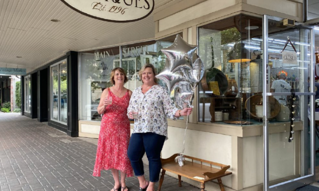 Main Street Antiques celebrates <br>25 years in downtown Turlock 