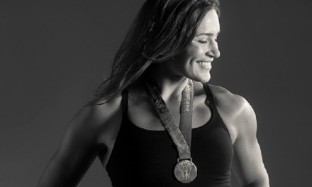 10 lessons in leadership <br>from Olympic medalist Ali Cox