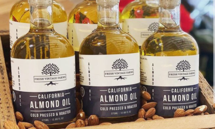 Fresh Vintage Farms aims for quality, <br>sustainability in cooking oils
